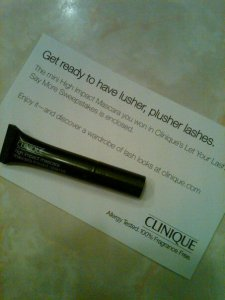 Review: Clinique High Impact Mascara