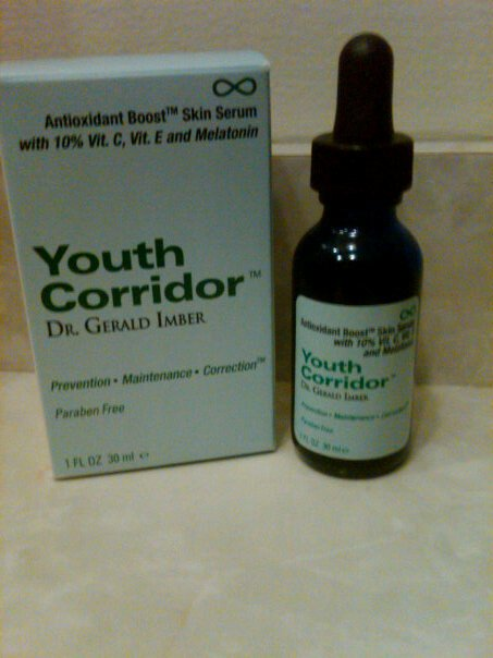 Review: Youth Corridor Antioxidant Boost Skin Serum
