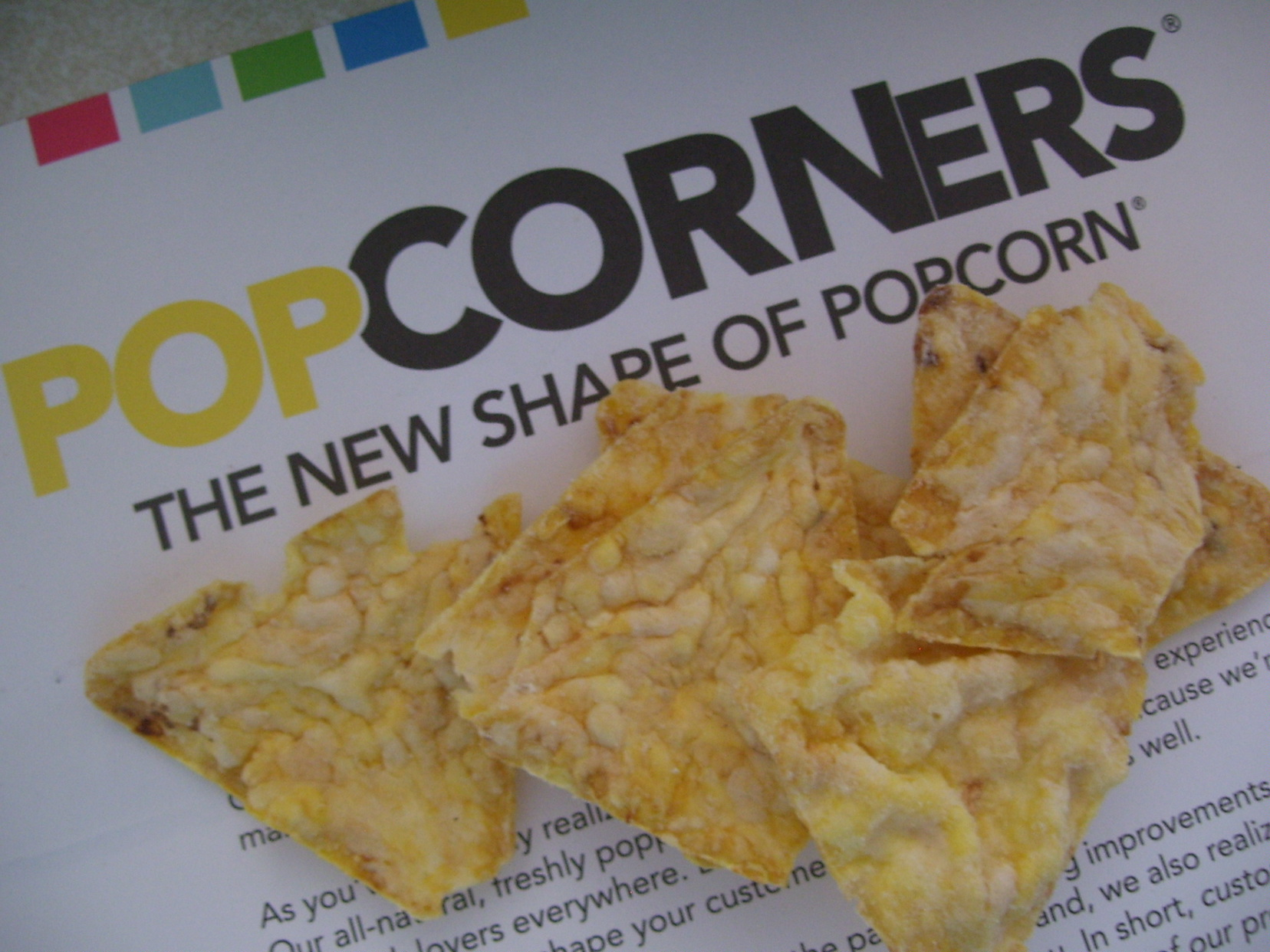 Snack Break: I Love PopCorners!