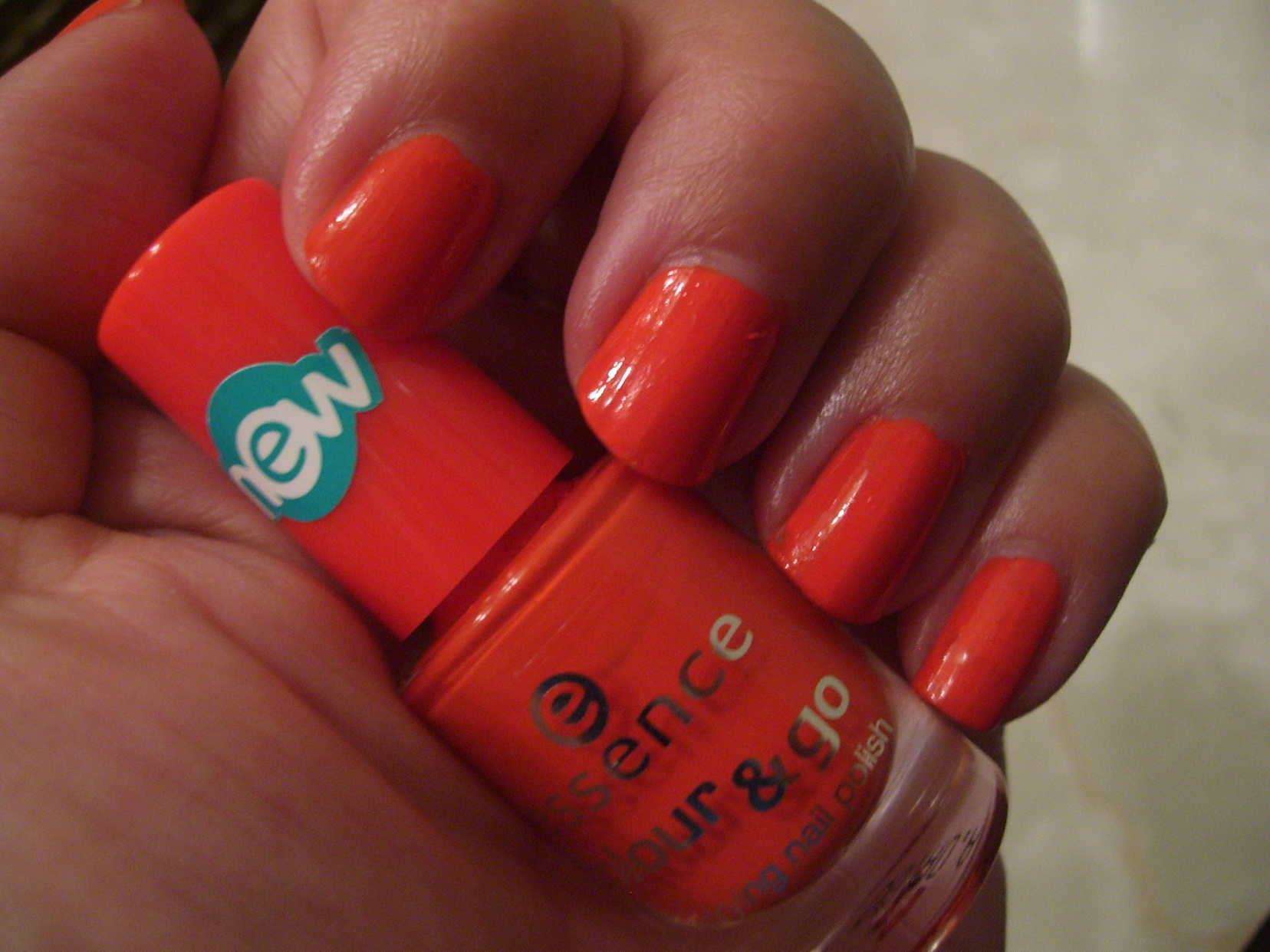Essence Colour & Go Quick Drying Nail Polish - Wake Up! - My Highest ...