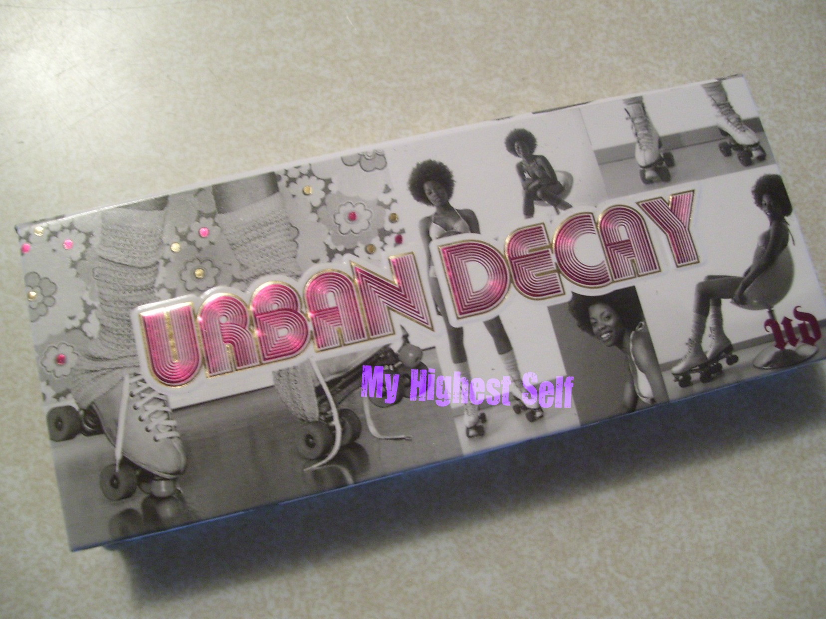 Photos, Swatches, Review: Urban Decay Rollergirl Palette