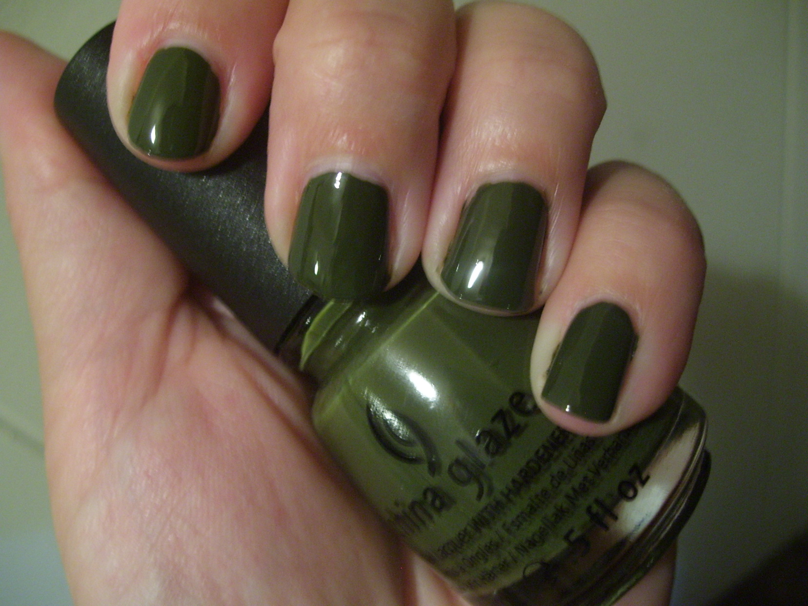 Swatch & Review:  China Glaze Metro Collection – Westside Warrior & Street Chic