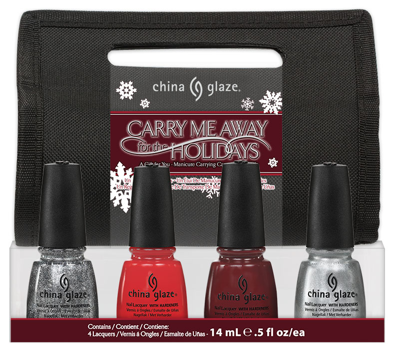 China Glaze Let It Snow Collection for Holiday 2011