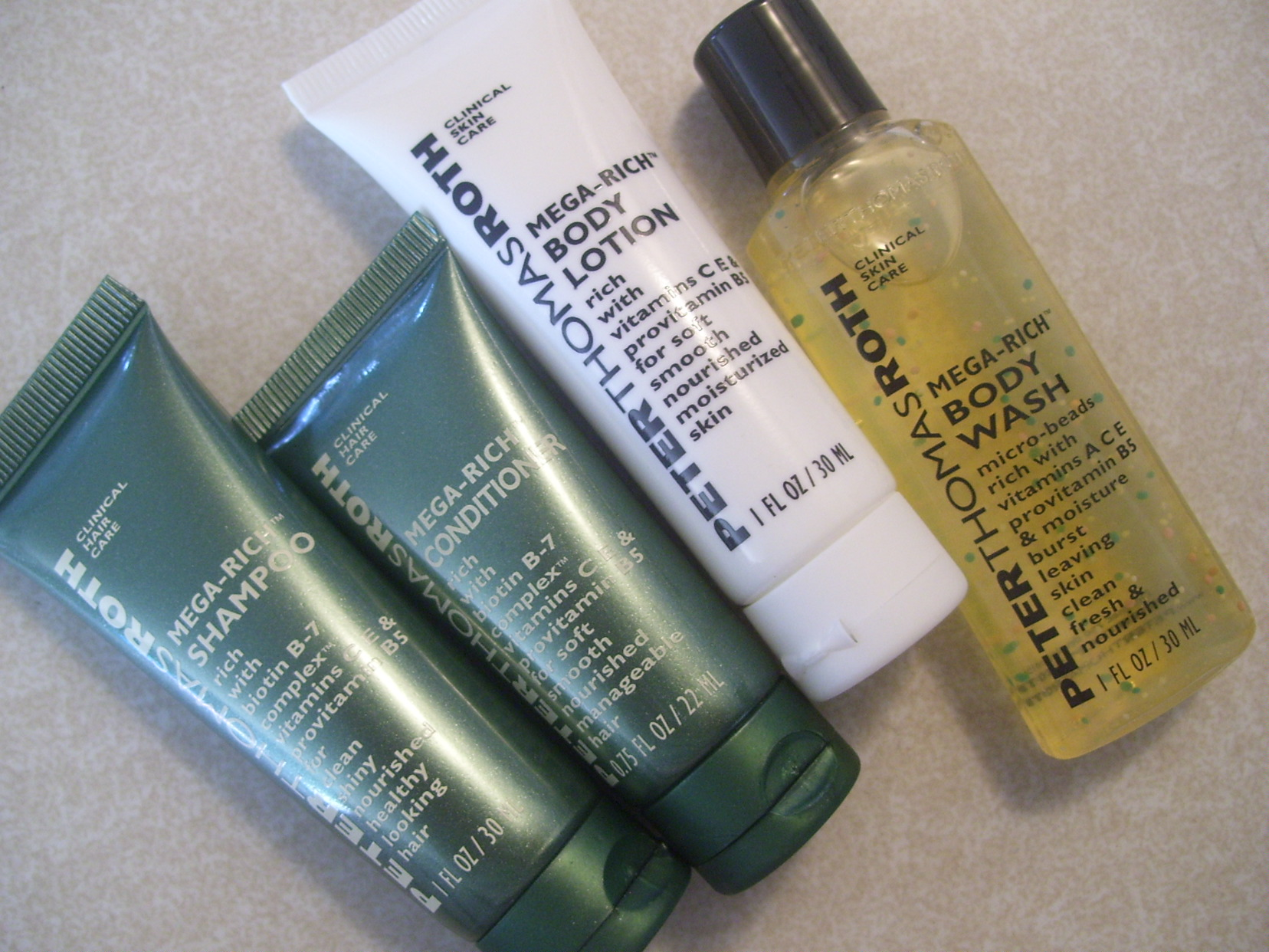 Peter Thomas Roth's Mega-Rich Body Collection