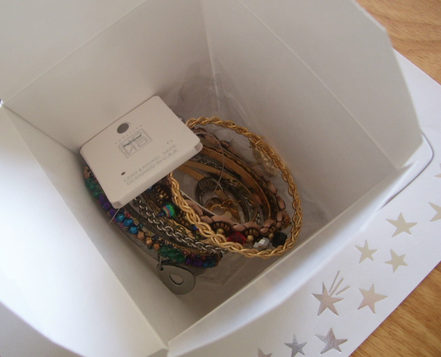 Bangles from Shop Suey Boutique!