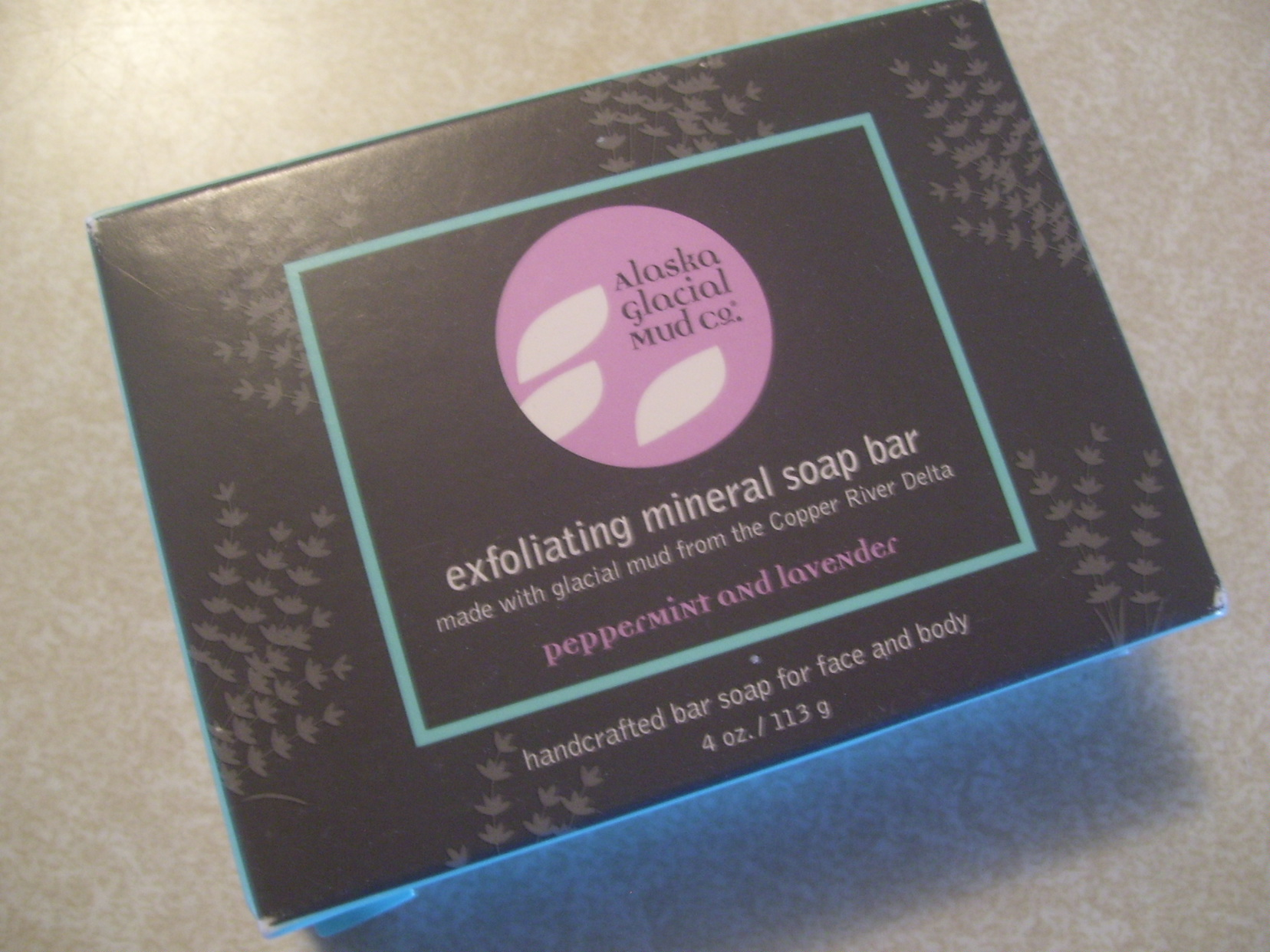 I Have Been Loving the Exfoliating Mineral Soap Bar from Alaska Glacial Mud Co.