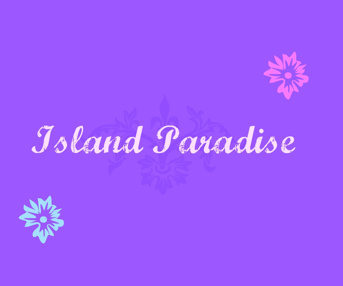 Island Paradise Signature Collection at Bath and Body Works