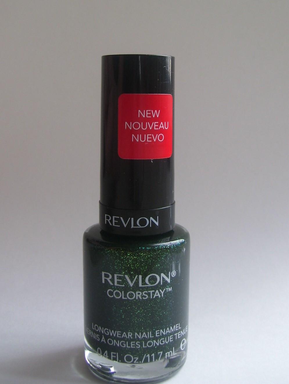 Revlon ColorStay Longwear Nail Enamel – Rain Forest