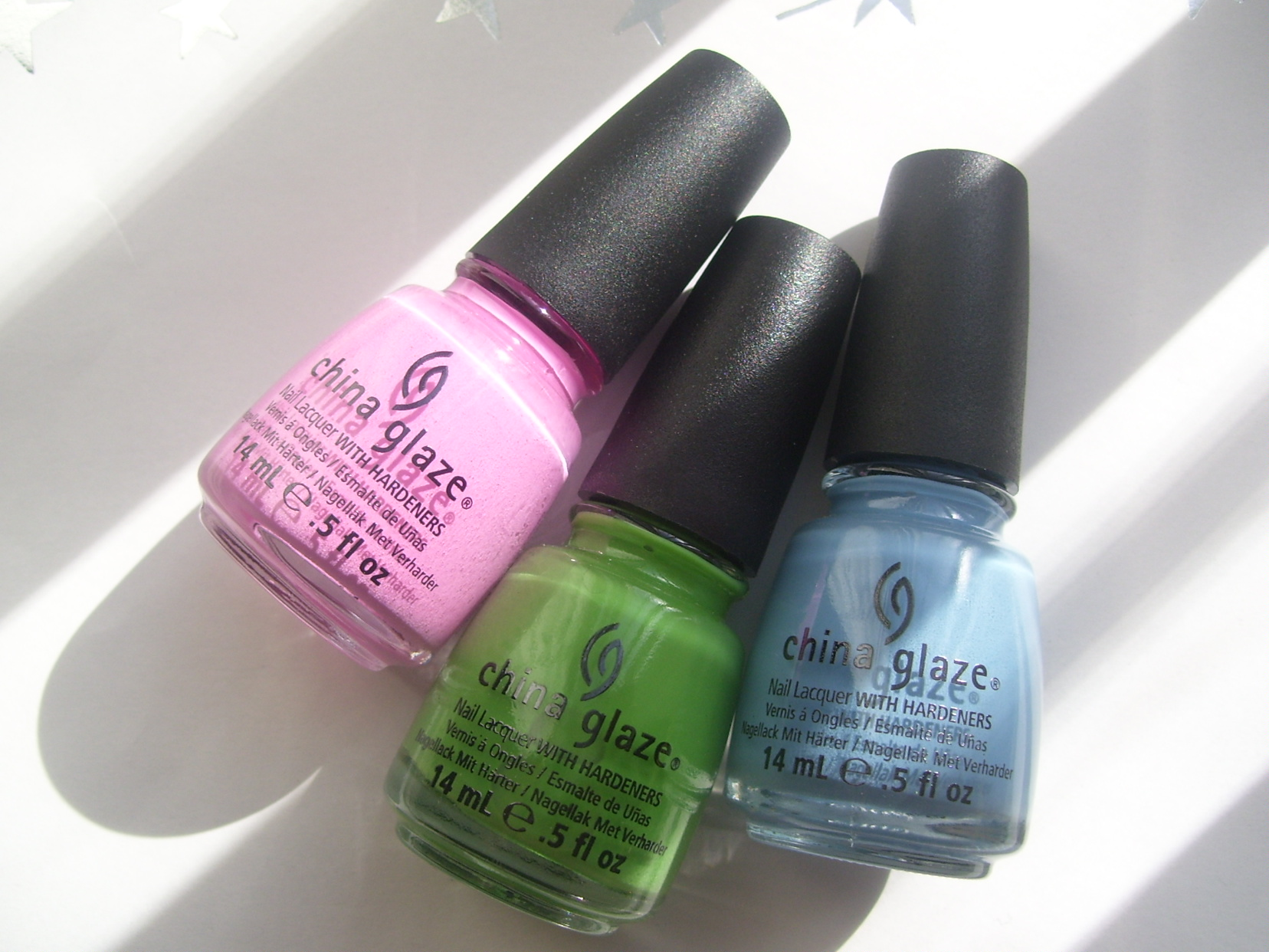 An Afternoon with China Glaze ElectroPop