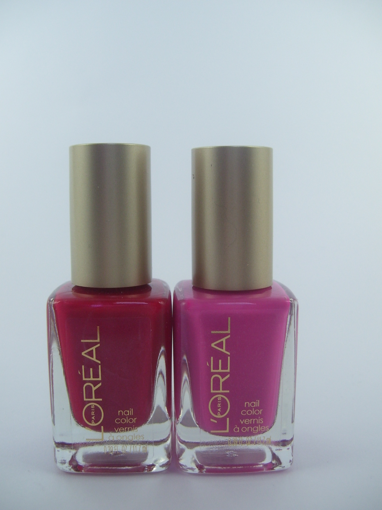 * CLOSED* Giveaway: L'Oreal Paris Colour Riche Nail Color *Open to U.S. and International Readers *
