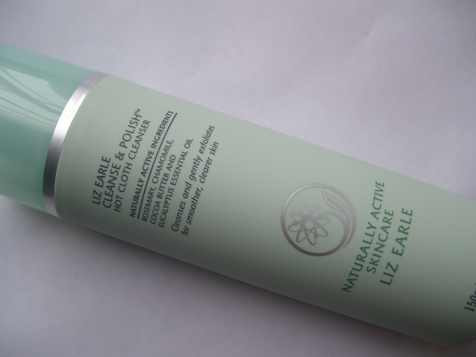 Review: Cleanse & Polish Hot Cloth Cleanser from Liz Earle