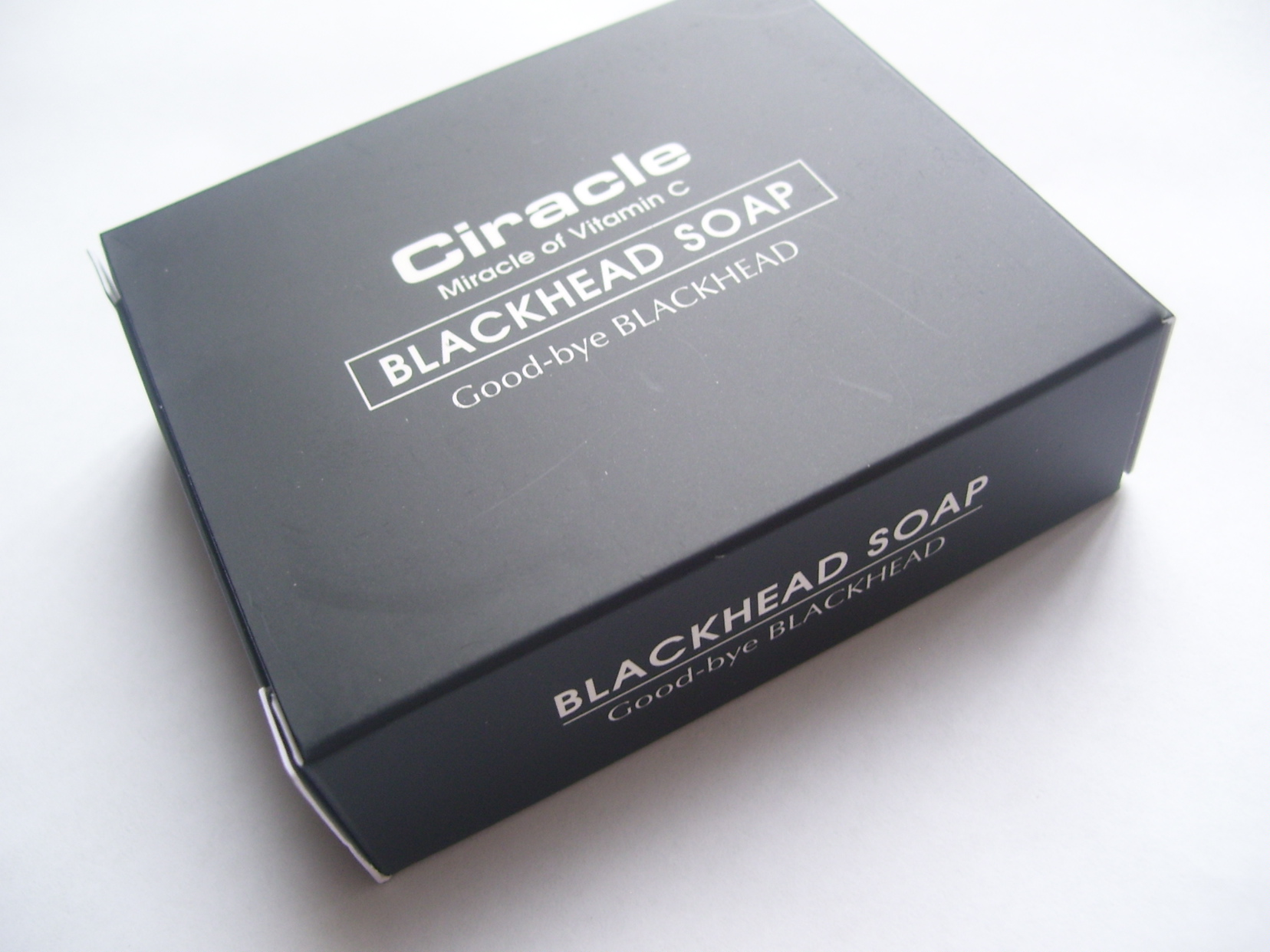 Ciracle Blackhead Soap from Wishtrend and Announcing the Wish Box