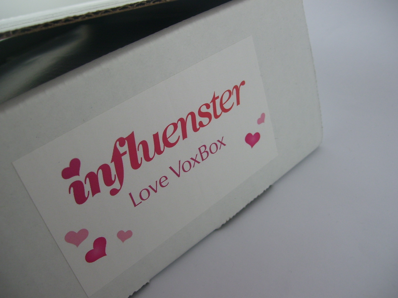 A First Look at My Love VoxBox from Influenster