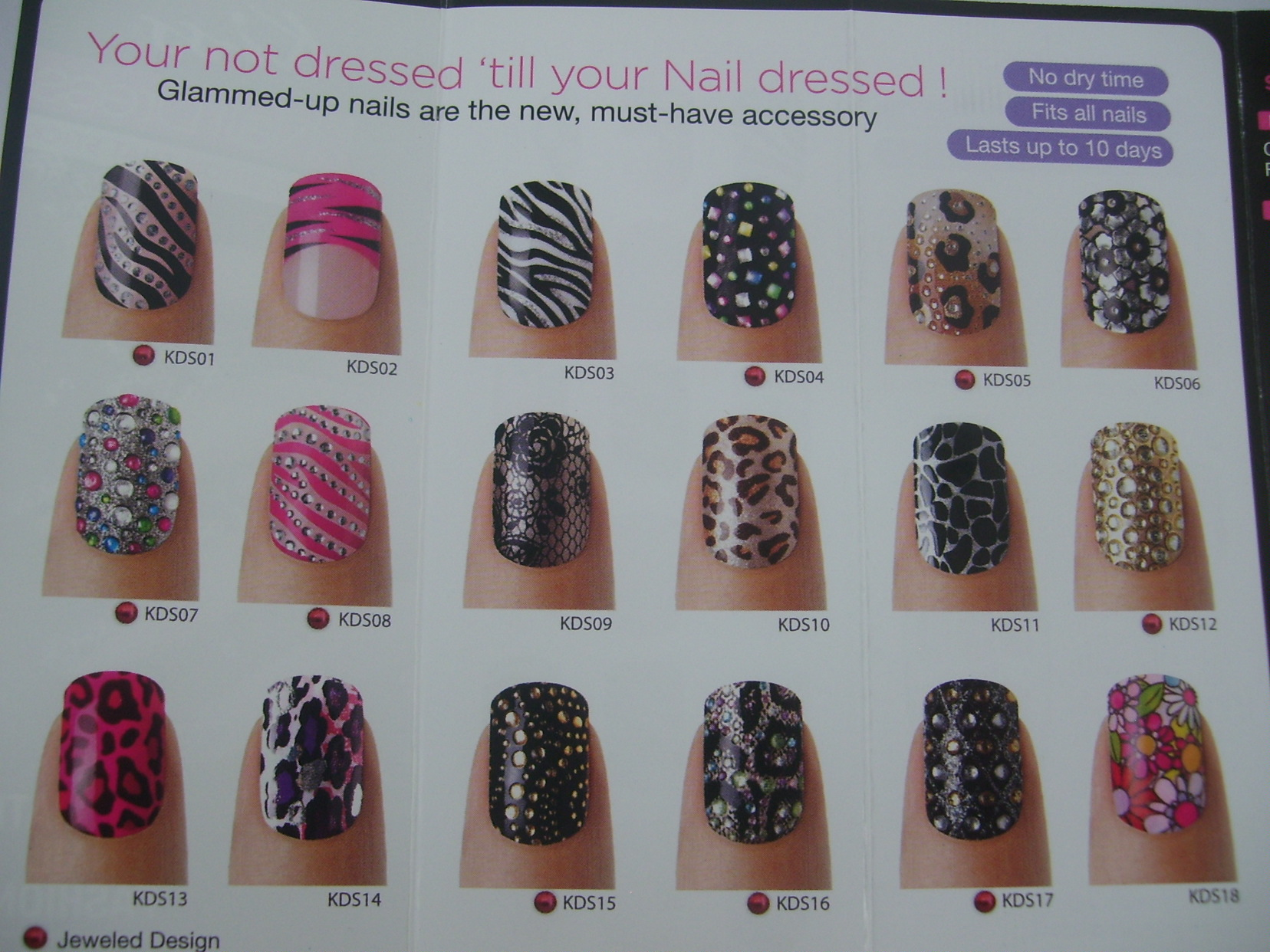 Review: Kiss Nail Dress from Influenster - My Highest Self