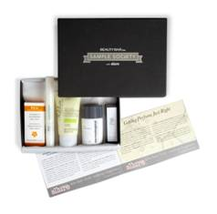 Sneak Peek:  Contents of the Very First Sample Society Box