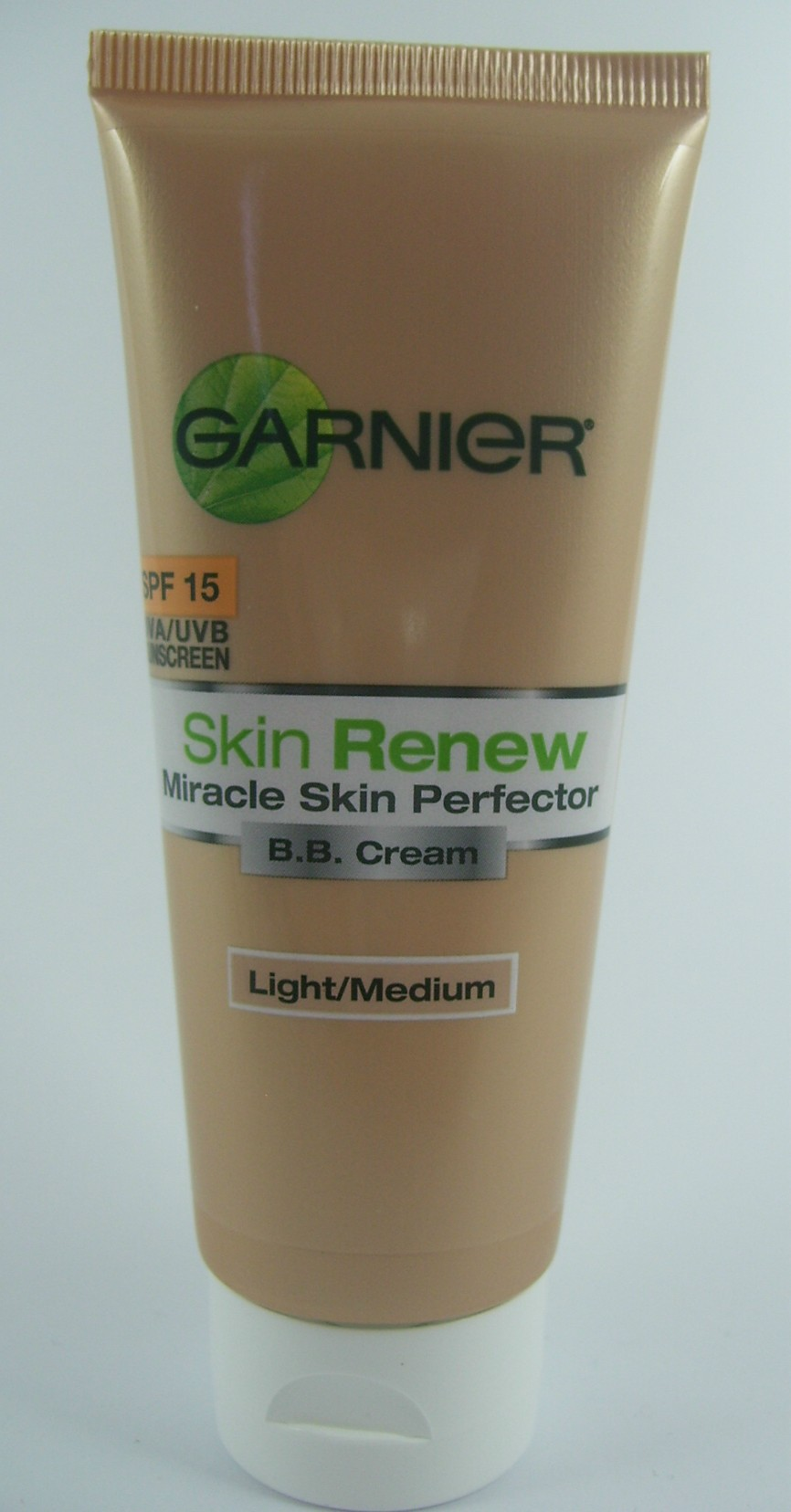 Review with Before and After Photos: Garnier Skin Renew Miracle Skin Perfector B.B. Cream