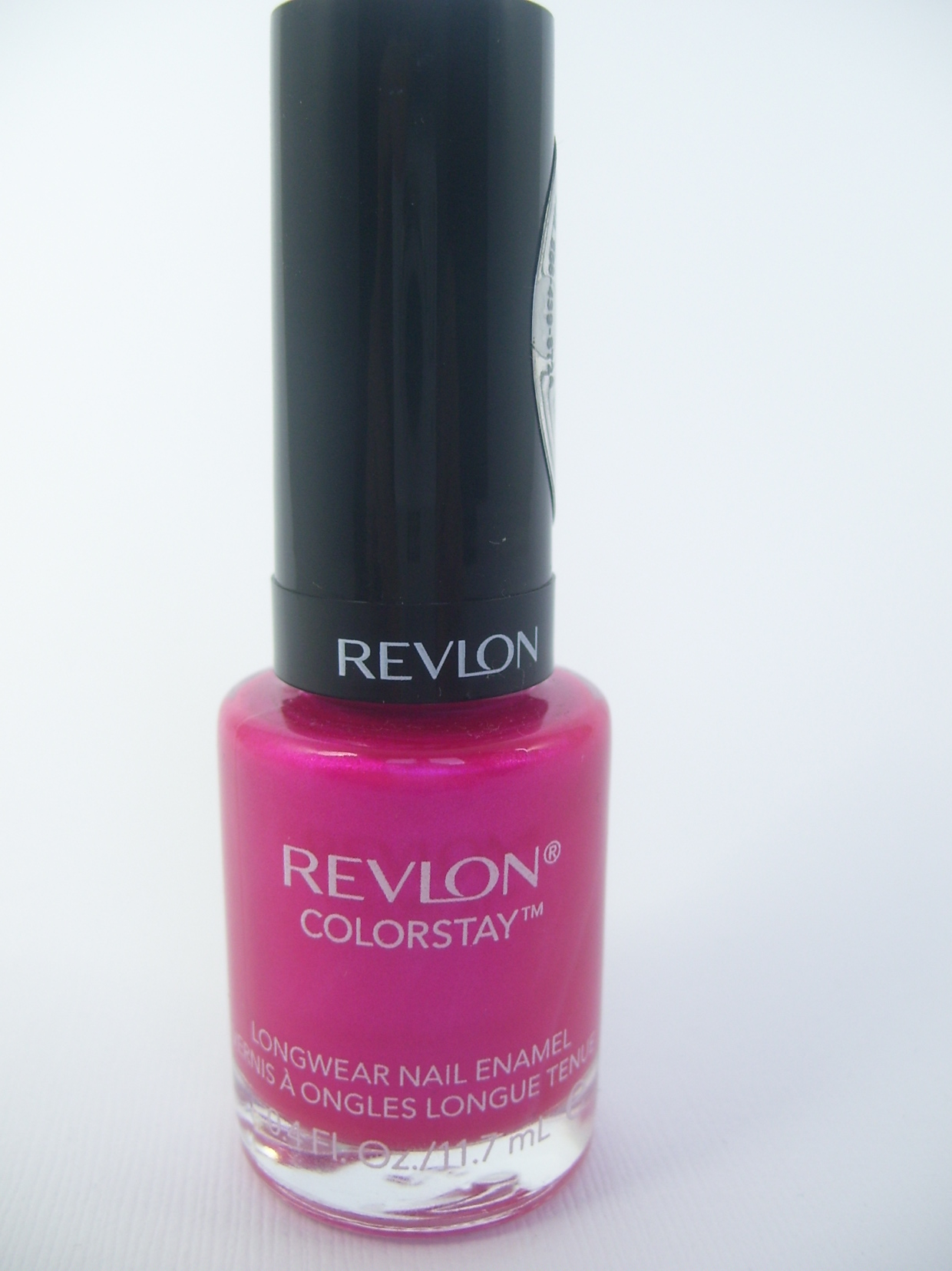 Revlon ColorStay Longwear Nail Enamel – Wild Strawberry