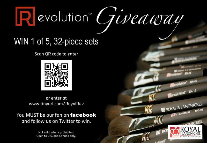 Royal & Langnickel Revolution Collection Launch & Giveaway