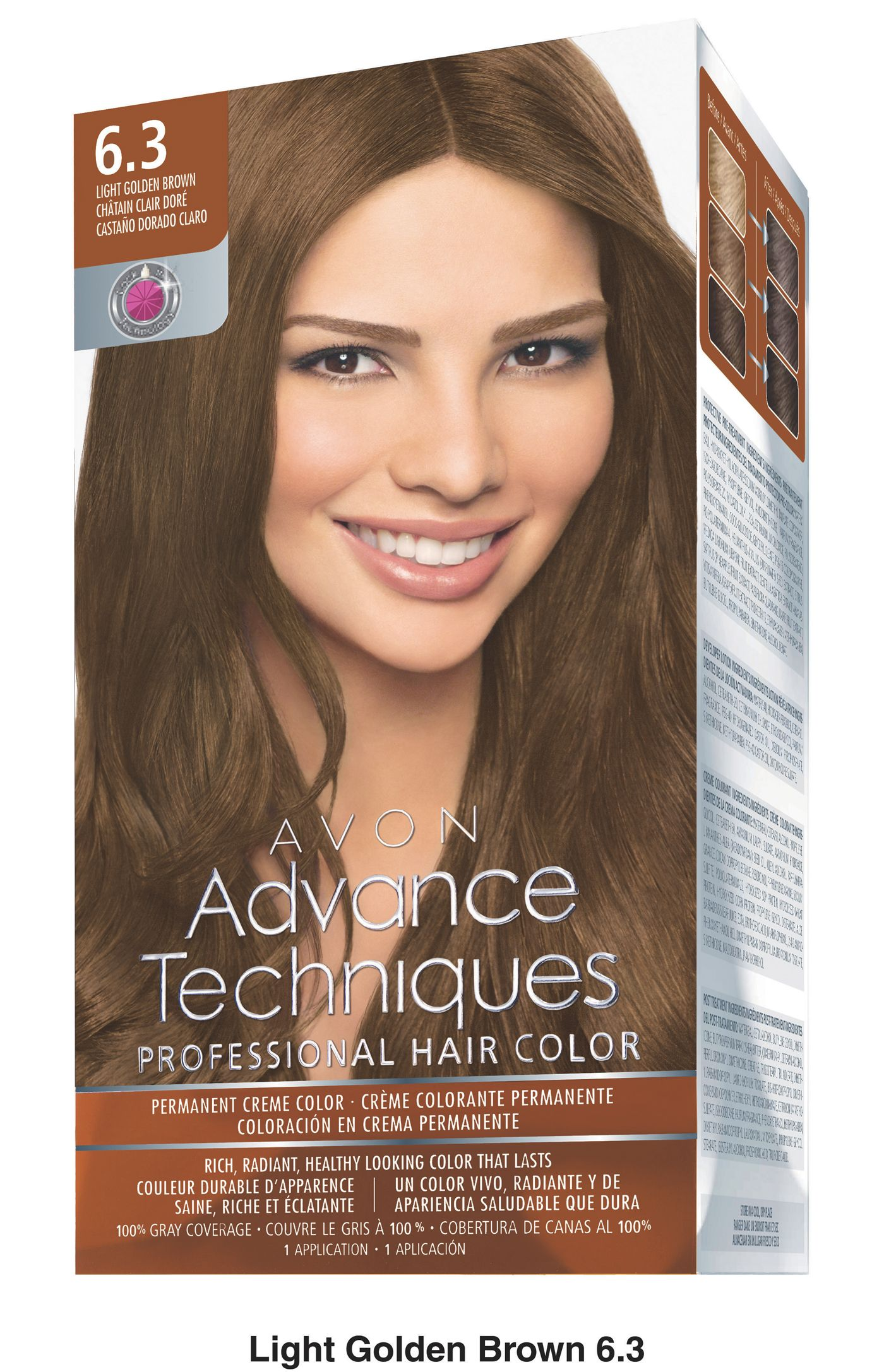 Avon Launches Hair Color in the U.S.