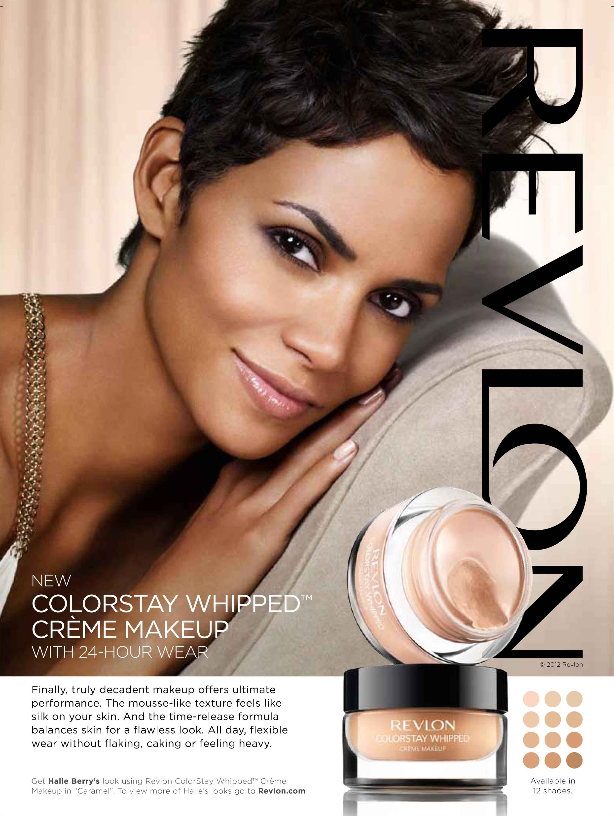 Health and Beauty Fair: Revlon Colorstay Whipped Creme Makeup